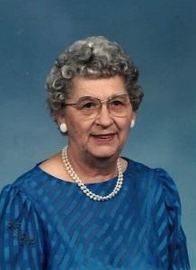 Marion L. Lacina