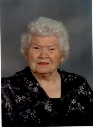 Jeraldine Clara Vetsch