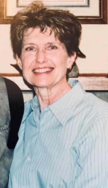 Bonnie Mae Nelson