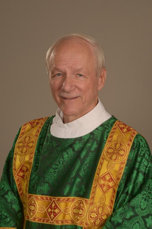 Deacon Gregory John Steele