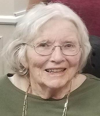 "Mary Ellen ""Muddy"" (Forsythe) Krause"